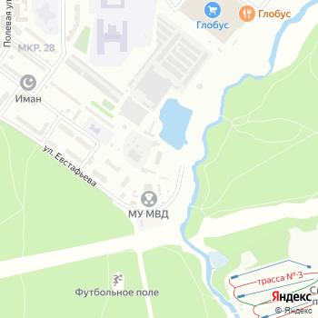 Отдел Военного комиссариата Московской области г. Балашихи на Яндекс.Картах