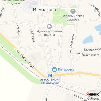 Почта с индексом 399012 на Яндекс.Картах
