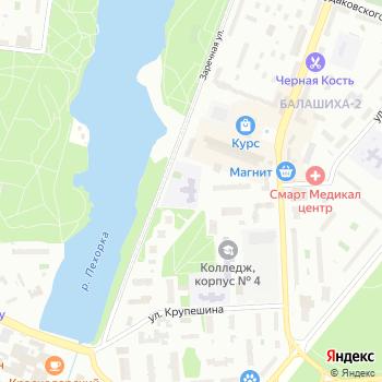Интеллект на Яндекс.Картах
