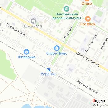 Мастерская бытовых услуг на Яндекс.Картах