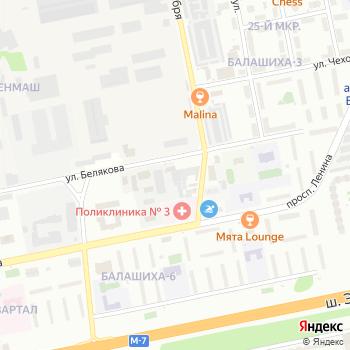 Ам-Строй на Яндекс.Картах