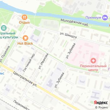 Щелковская торгово-промышленная палата на Яндекс.Картах