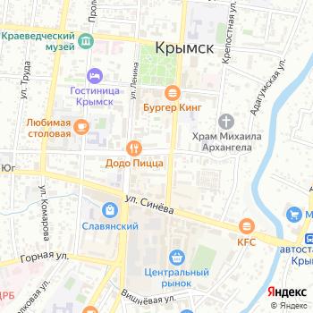 Сеть компьютерных клиник на Яндекс.Картах