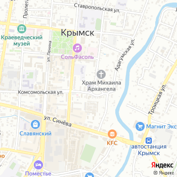 Детский сад №1 на Яндекс.Картах