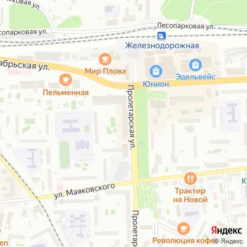 Почта с индексом 143980 на Яндекс.Картах