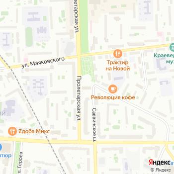 Администрация городского округа Железнодорожный на Яндекс.Картах