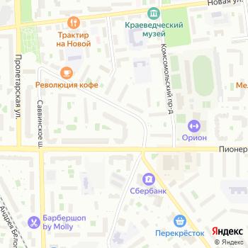 Квартирный вопрос на Яндекс.Картах