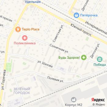 Почта с индексом 140140 на Яндекс.Картах