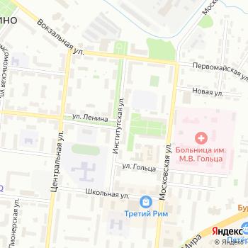 Торгово-промышленная палата г. Фрязино на Яндекс.Картах