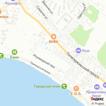 Почта с индексом 353475 на Яндекс.Картах