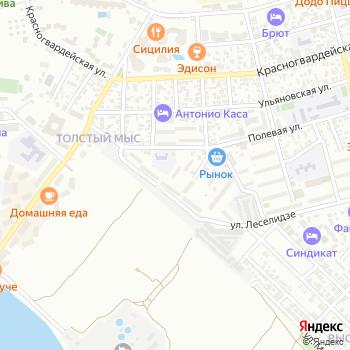Почта с индексом 353461 на Яндекс.Картах