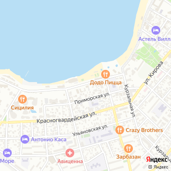 Savoy Hotel на Яндекс.Картах