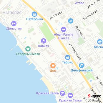 Кубтелеком на Яндекс.Картах