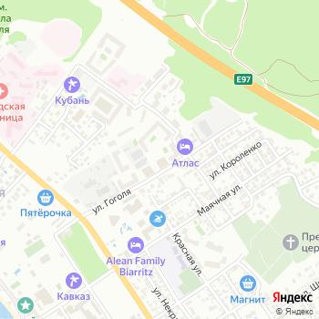 Спецфундаментстрой на Яндекс.Картах