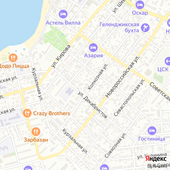 Отдых у Александра на Яндекс.Картах