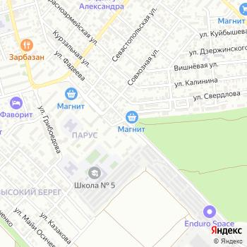 Курорт на Яндекс.Картах