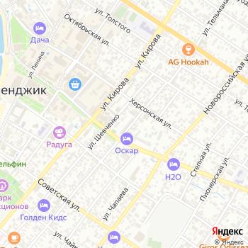 Магистраль на Яндекс.Картах