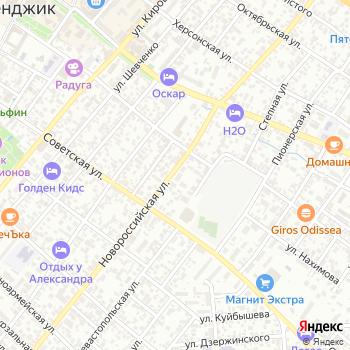 Дриада на Яндекс.Картах