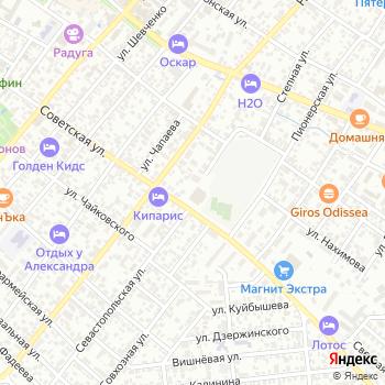ЦСК на Яндекс.Картах