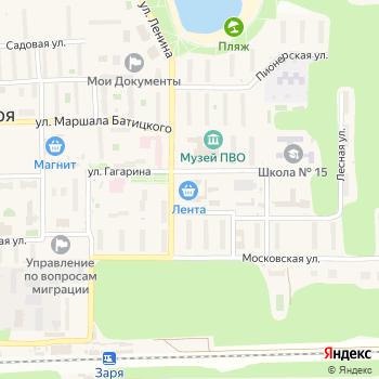 Комильфо на Яндекс.Картах