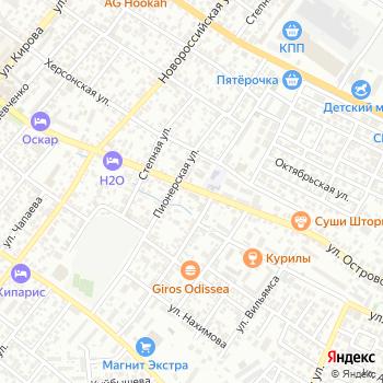 Фортуна на Яндекс.Картах