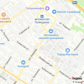 Ёрш на Яндекс.Картах