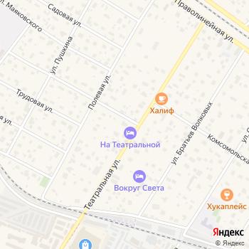 Почта с индексом 140120 на Яндекс.Картах