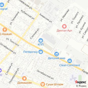 Комфорт на Яндекс.Картах
