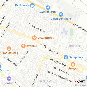 Васаби на Яндекс.Картах