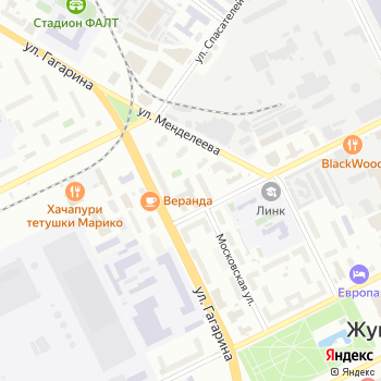 Отдел МВД России по г. Жуковский на Яндекс.Картах