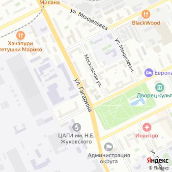 Окна Фаворит на Яндекс.Картах