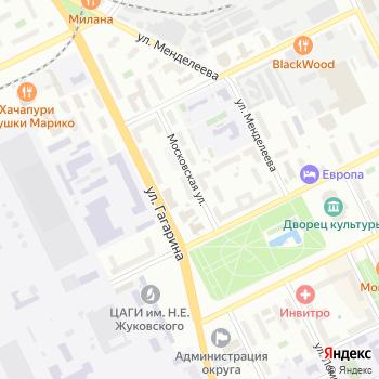 СВС на Яндекс.Картах