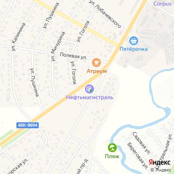 АЗС Евройл на Яндекс.Картах
