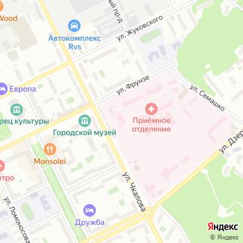 ТомоГрад на Яндекс.Картах