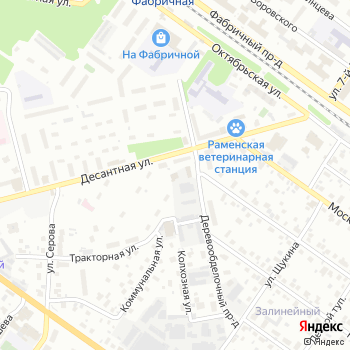 ЖЭУ №1 на Яндекс.Картах