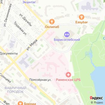 Городская детская больница на Яндекс.Картах