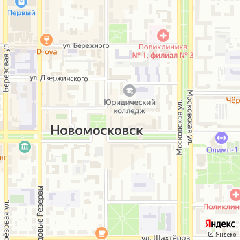 Нотариус Назарова Т.Е. на Яндекс.Картах