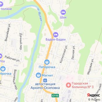 Феникс на Яндекс.Картах