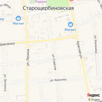 Почта с индексом 353622 на Яндекс.Картах
