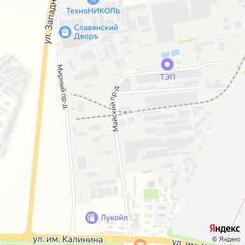Производственная компания на Яндекс.Картах