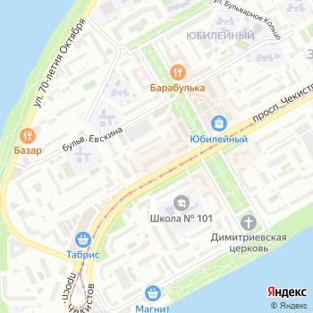 Баю-бай на Яндекс.Картах