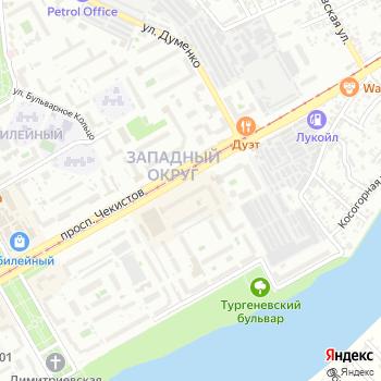 Адвокатский кабинет Сивакова А.Э. на Яндекс.Картах