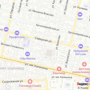 Установочный центр на Яндекс.Картах