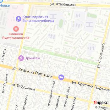 Бензотехника на Яндекс.Картах