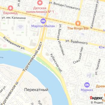 Coco Fresco на Яндекс.Картах