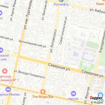 Раша Моро на Яндекс.Картах