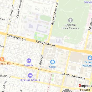 Капитоль на Яндекс.Картах