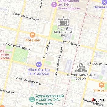 Институт Корпоративных Технологий на Яндекс.Картах