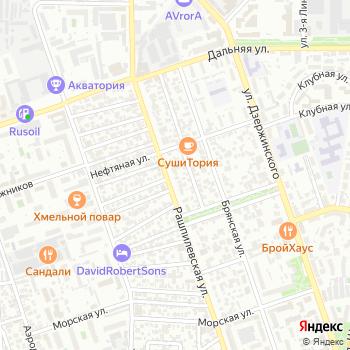 Кемипэкс на Яндекс.Картах