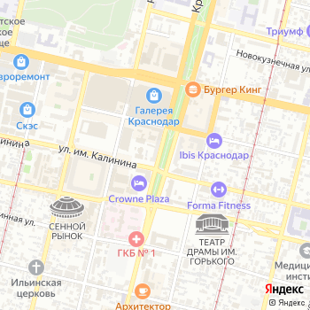 Пихтовый бор на Яндекс.Картах